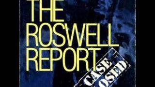 The Roswell Report: Case Closed by James McAndrew read by Aaron Bennett   Full Audio Book