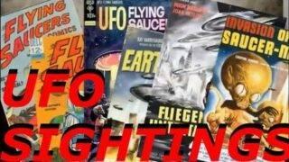 UFO SIGHTINGS – Undeniable Wittnesses – OVNI Documentary –  Documentation Compilation