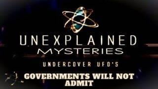 Undercover UFO Disclosure – Alien UFO Sightings